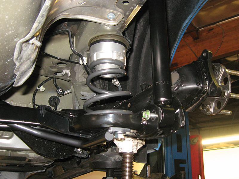 2004 Honda Accord For Sale >> Progress Technology: Anti-roll bars, sport springs, coil ...