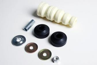 NEW foam-type bump stop kits included.